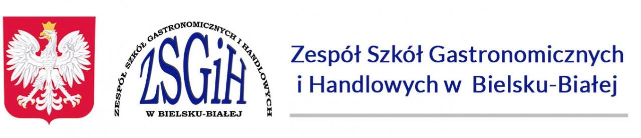 Logo - Zespół Szkół Gastronomicznych i Handlowych