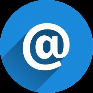 Obrazek aktualności Nowy adres mailowy.