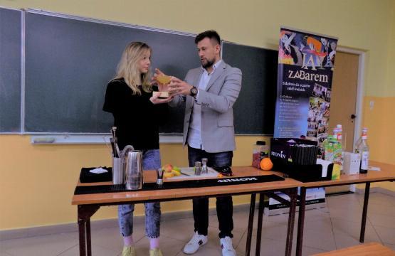 """Obrazek newsa Projekt barmański """"Ja za barem"""""""