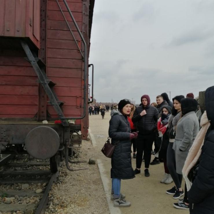 Obrazek galerii Muzeum Auschwitz
