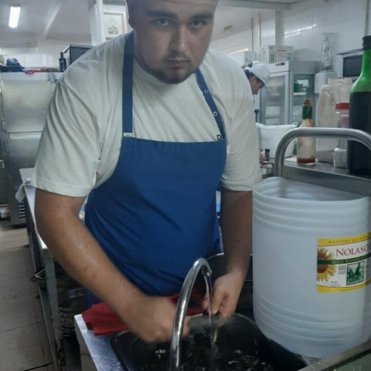 Obrazek galerii Gotowanie Kluczem do Sukcesu – Praktyki w Hiszpanii