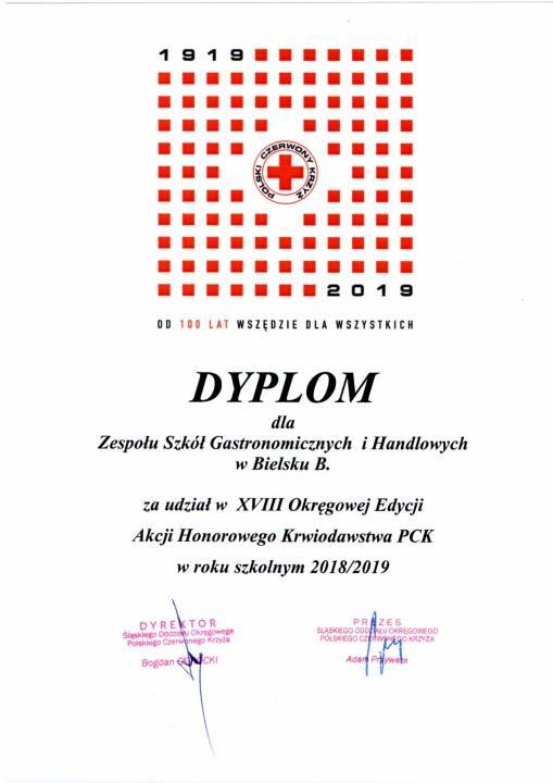 Obrazek newsa 100 - lecie Polskiego Czerwonego Krzyża