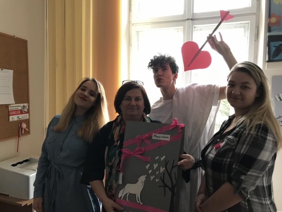 Obrazek newsa Love is in the air- walentynki w Gastronomie.